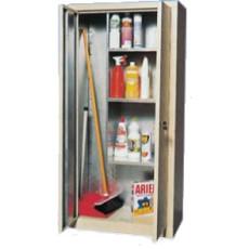 armoire-à-balais-à-2-portes-galvanisée-plastifiée-h11110