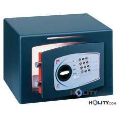 Cassaforte per reception con combinazione elettronica digitale h7608