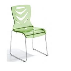 Chaise design a luge-h15951