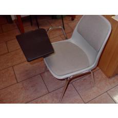 Chaise rebnouree et ignifugee pour salle de conference -h15949
