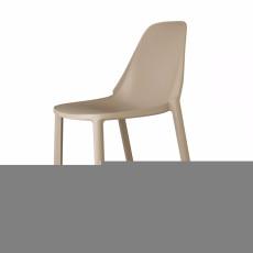 Chaise en technopolymere Scab-h74342