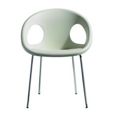 Chaise moderne Scab design -h74275-lin