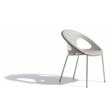 Chaise moderne Scab design h74276 lin