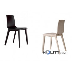 Chaise moderne scab h74301