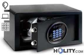 Cassaforte a mobile per hotel elettronica digitale h7644